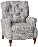Lane Home Furnishings Hi Leg Recliner Greystone