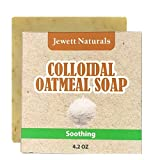 Colloidal Oatmeal Eczema And Psoriasis Soap...