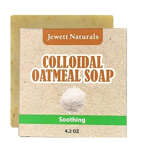 Colloidal Oatmeal Eczema And Psoriasis Soap 4.2 Ounces. Vegan &...
