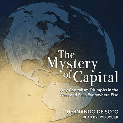 The Mystery of Capital cover art