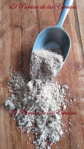 Sésamo Crudo Molido1 Kg - Semillas de sesamo Natural Molido 100 % 1000 gr - ajonjolí ( Foto Real del Producto )