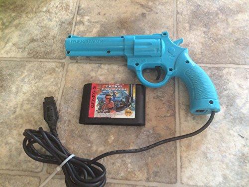 Konami Justifier Light Gun for Lethal Enforcers