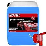 Brestol - Liquido anti-gelo, 5 l, concentrato, -70°, per vetri - inclusa...