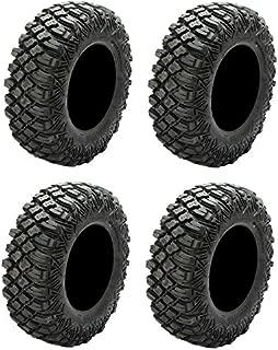 Full set of Pro Armor Crawler XG (8ply) 30x10-14 ATV Tires (4)