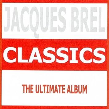 Classics : Jacques Brel