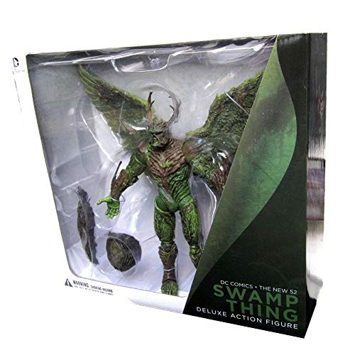 DC Collectibles Comics The New 52 Swamp Thing Deluxe Action Figure
