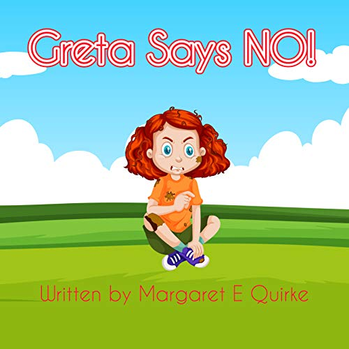 Greta Says NO! (English Edition)