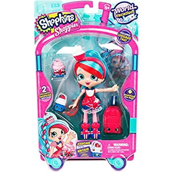 Shopkins World Vacation (Europe) Shoppies Dol | Shopkin.Toys - Image 1