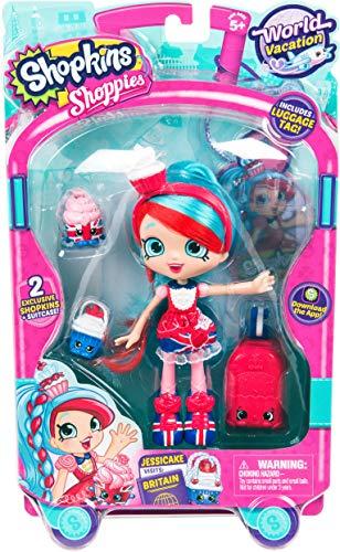 Shopkins World Vacation (Europe) Shoppies Doll - Jessicake