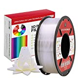 PLA 3D Printer Filament 1.75mm Transparent Printing Material Accuracy +/- 0.02 mm