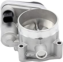 HOWYAA HVE80A Electronic Fuel Injection Throttle Body Assembly Compatible for 2003 2004 Durango Ram 1500/2500/ 3500