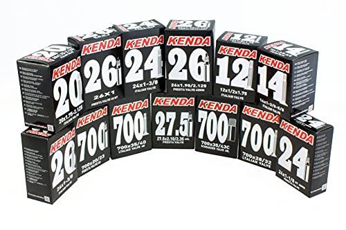 Kenda Camera 700x23/25 valvola Francia 48mm Confezione