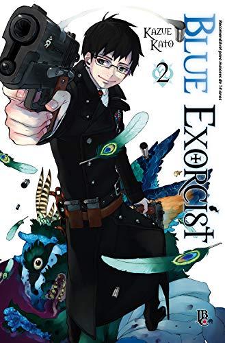 Blue Exorcist vol. 02