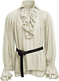 Blusa de Encaje gótico Estilo Steampunk, Estilo Victoriano
