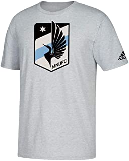 adidas Minnesota United FC Men's Team Logo T-Shirt