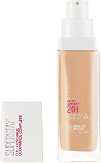 maybelline matte foundation for oily skin