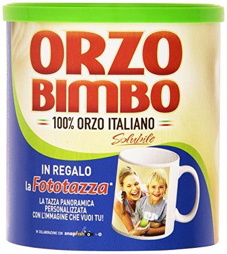Orzo Bimbo Estratto Solubile di Orzo Tostato - 120 gr