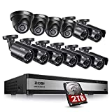 51LSo4QwVqL. SL160  - 16 Channel Security Camera System