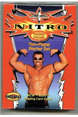 Wcw Nitro Starter Deck