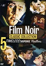 Film Noir Classic Collection - Volume 1 (The Asphalt Jungle / Gun Crazy / Murder My Sweet / Out of the Past / The Set-Up)