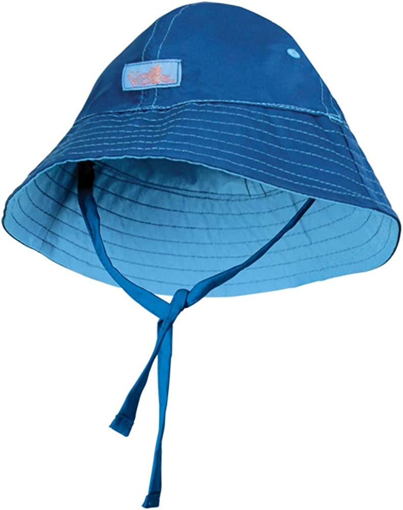 UV Skinz Baby Boys' UPF 50+ Reversible Sun Hat – Sun-Blocking Hats for Infants