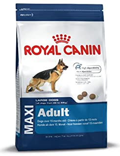 Royal Canin Dog Food Maxi Adult 15kg (B0014TE6FG) | Amazon price tracker / tracking, Amazon price history charts, Amazon price watches, Amazon price drop alerts