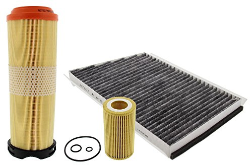 Mapco 68890 Filtersatz Ölfilter Luftfilter Aktivkohlefilter