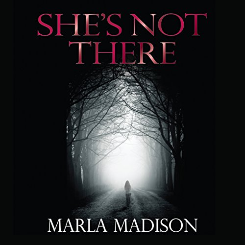 She's Not There audiobook cover art