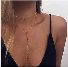 Best drop chain necklace Reviews