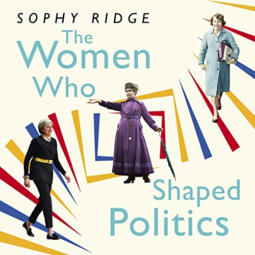 The Women Who Shaped Politics audiobook cover art