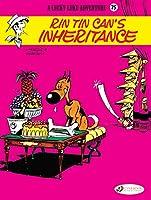 Lucky Luke 75: Rin Tin Can's Inheritance
