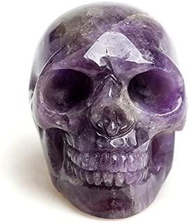 Best purple crystal skull Reviews
