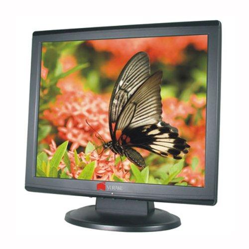 Yuraku MA9BD Monitor LCD-TFT 19.0'' 1280 x 1024 Audio Schwarz