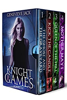 Knight Games Omnibus: Books 1-4 by [Genevieve Jack]