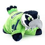 Fabrique Innovations NFL Pillow Pet , Seattle Seahawks, Large