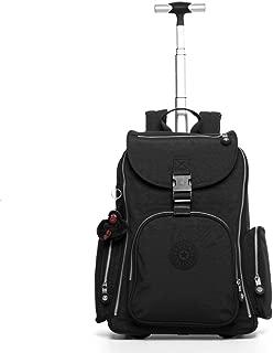 kipling large rolling backpack