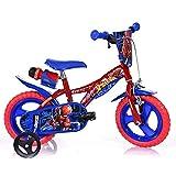Dino Bikes Bicicletta 12' Spiderman