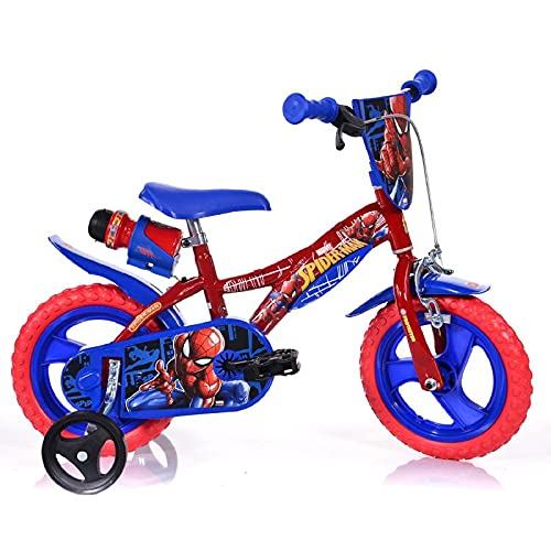 Dino Bikes Bicycle 12' Spiderman