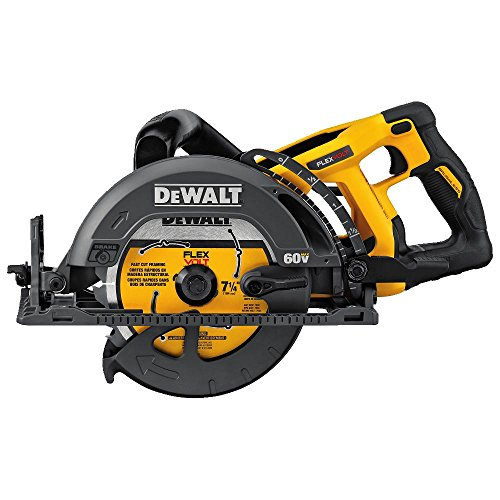 "DEWALT DCS577B Flexvolt 60V Max 7-1/4"" Framing Saw (Tool Only)"