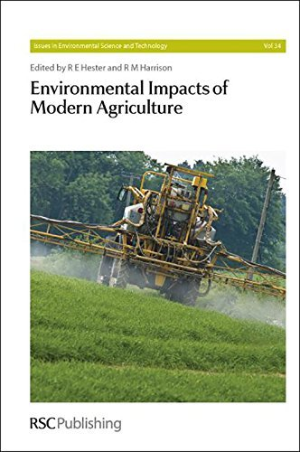 [(Environmental Impacts of Modern Agriculture)] [Author: R.M. Harrison] published on (July, 2012)