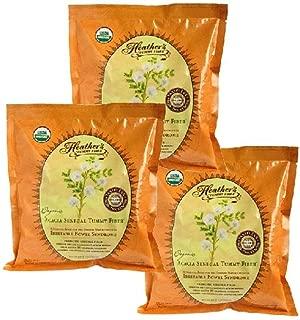 Heather's Tummy Fiber Acacia Senegal Bulk KIT (3-1lb. Pouches) ~ Organic Acacia Senegal for Irritable Bowel Syndrome