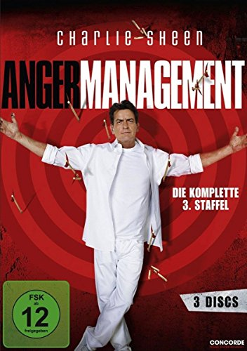 Anger Management - Staffel 3 (3 DVDs)