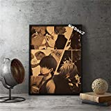 yaofale Kein Rahmen Familie Wandkunst Dekoration Japan hohe