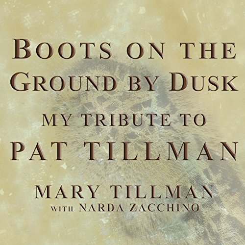 Boots on the Ground by Dusk audiobook cover art
