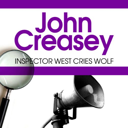 Inspector West Cries Wolf (the Creepers) cover art