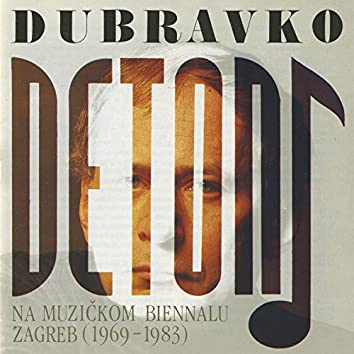 Na muzickom biennalu Zagreb (1969-1983)