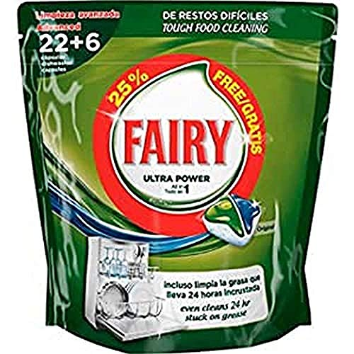 Fairy -Capsulas para Maquina Todo En Uno...