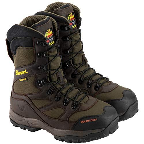 Thorogood Men's 864-4169 Mountain Ridge Insulated with Solarcore Boot, Maxi Brown - 11.5 W
