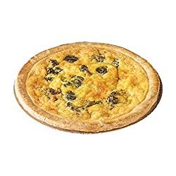Meninno Bros Broccoli & Cheddar Quiche, 20 oz