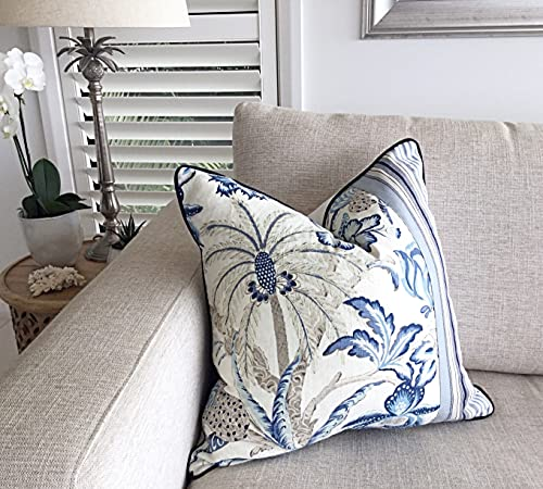 Modern Fashion Pillow Cover Exotic Curiosity Linen Pillow Cover Fashion...